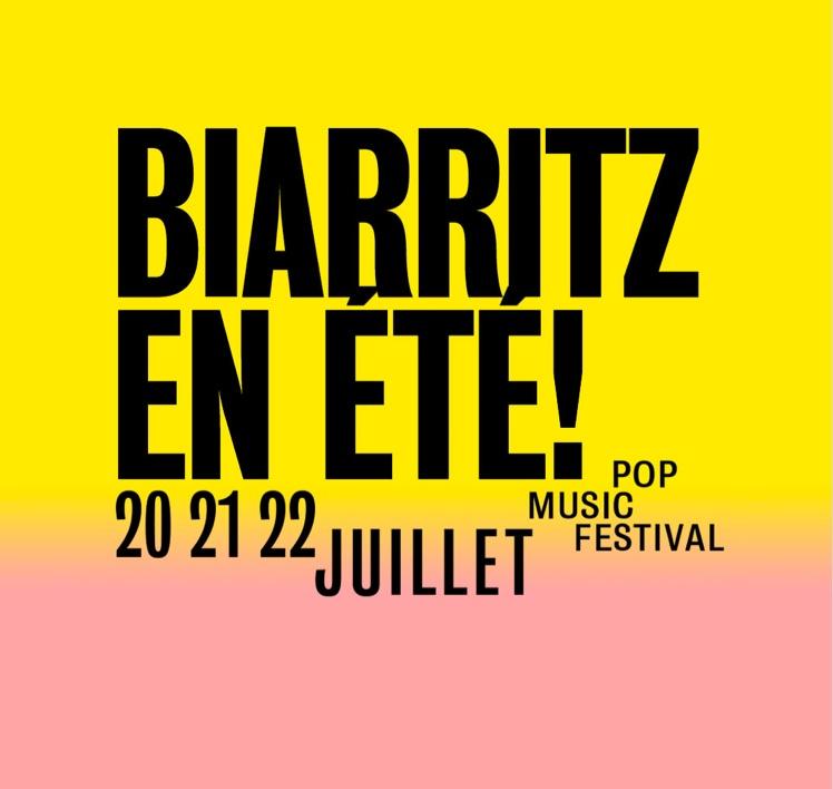 Biarritz en été!