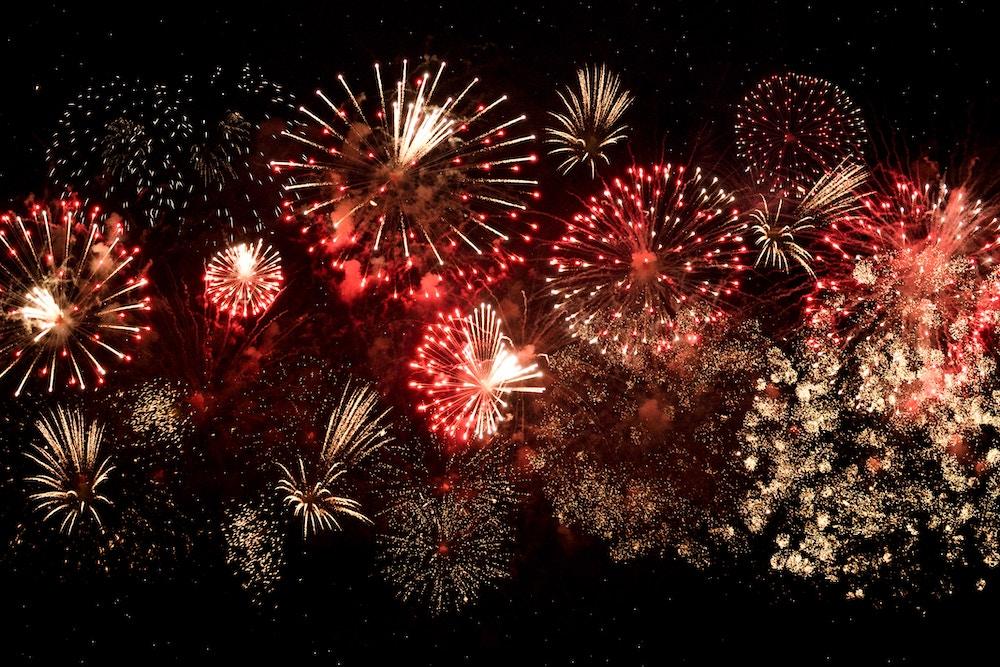 14 juillet : les plus grands feux d'artifice